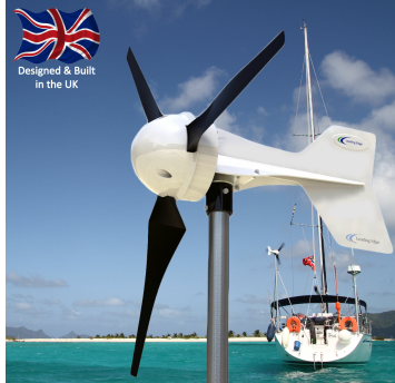 LE-300 marine wind generator for battery charging
