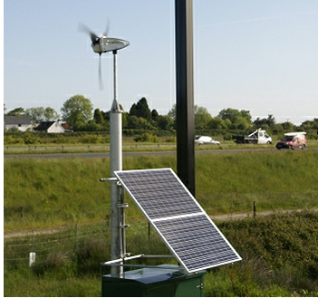 Designing off-grid power for remote sites
