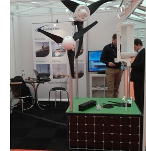 Off-grid power systems at Intersolar 2014