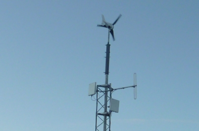 wireless, radio link, rural, broadband, offgrid, offgrid power system, wind turbine