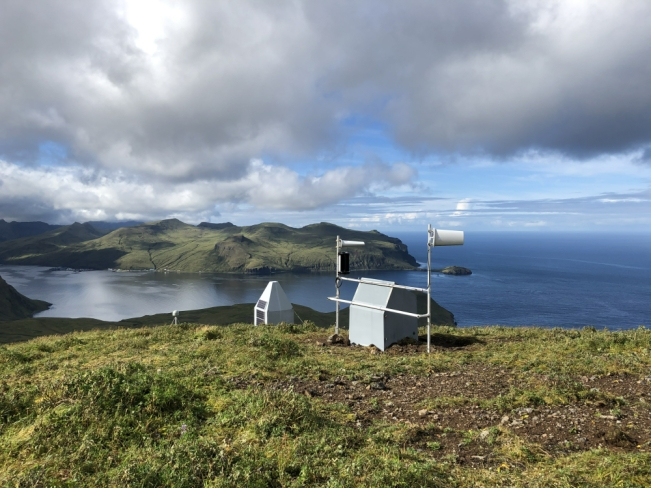 Extreme Wind Turbines power remote earthquake and volcano monitoring stations