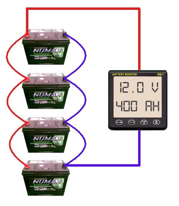 Parallel battery bank wiring diagram Sportsman Pro 3 Bank Charger Wiring Diagram ProMariner Wiring-Diagram Battery Bank Wiring Diagram