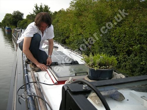 solar panels standard cable trunking 1
