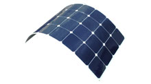 Flexible Monocrystalline Panels