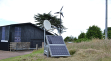 Solar & Wind Off-Grid Power