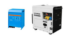 Inverters, Chargers & Generators
