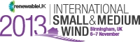 See us at RenewableUK exhibition 5-7 November