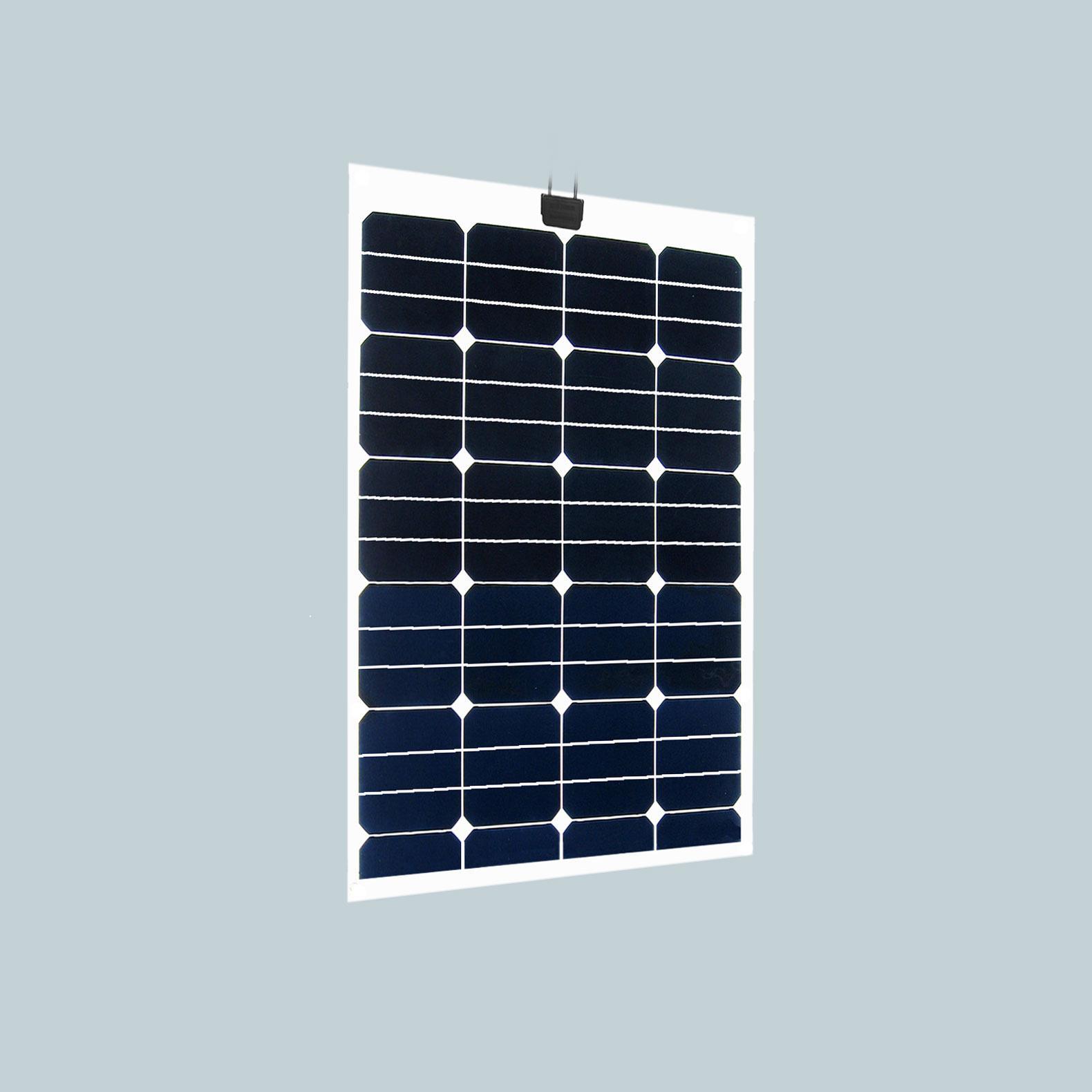 Flexible Monocrystalline Solar Panel 60w Flex 60