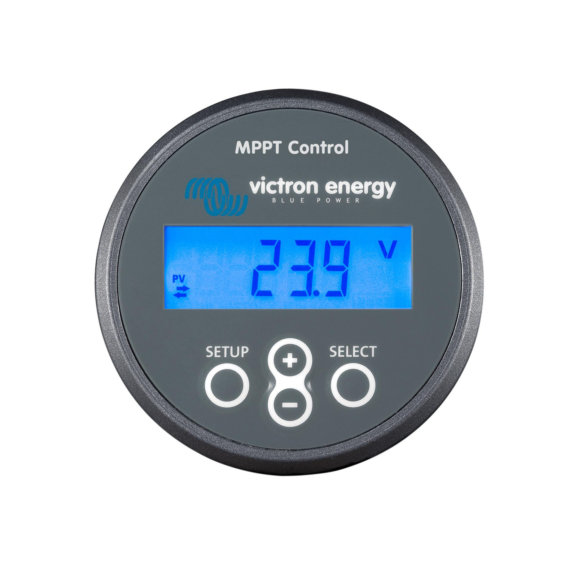 Victron BlueSolar MPPT Remote Display