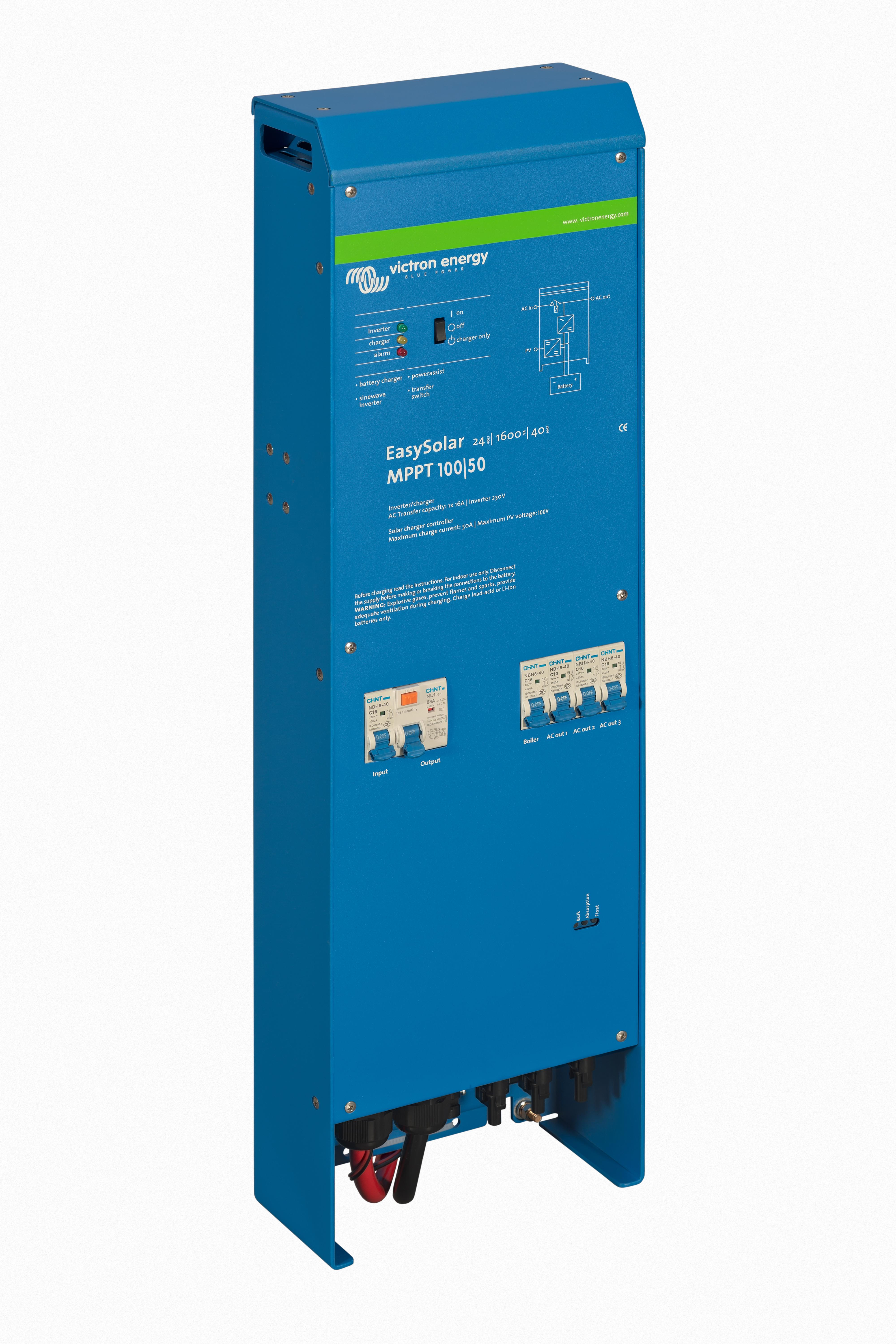 Victron EasySolar All-In-One Inverter / Charger / Solar Controller ...