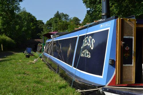 Narrowboats and Canal Boats - Leading Edge Turbines & Power
