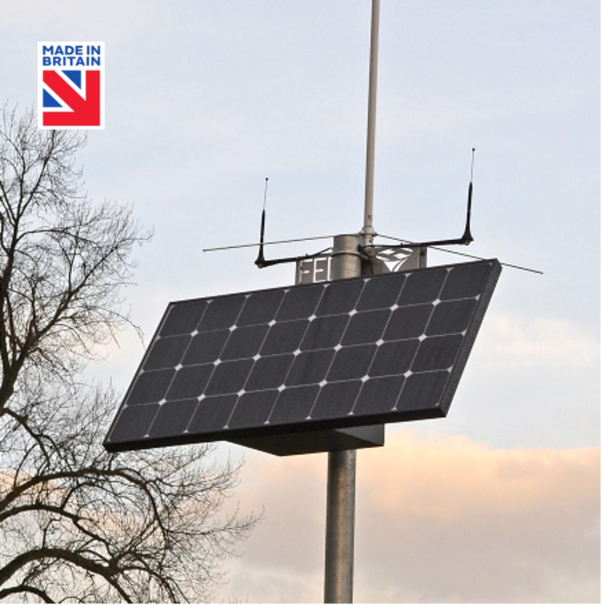 SolarBox Off-grid Power System