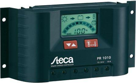 Steca  PR 1010 12/24V (10A) Solar Charge Controller
