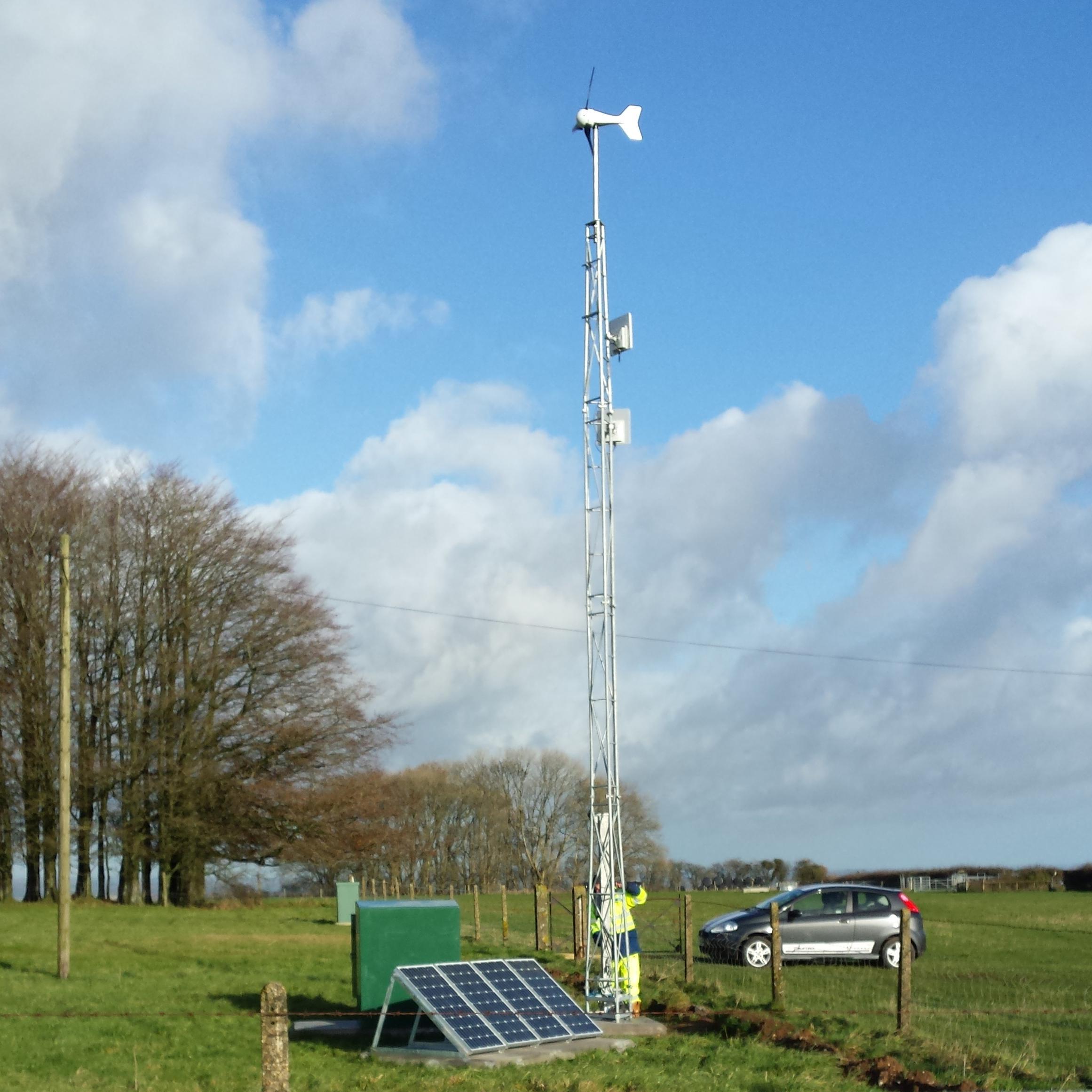 Telemetry Leading Edge Turbines Amp Power Solutions