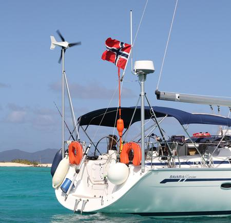 Marine Wind Generators For Sailing Boats And Yachts
