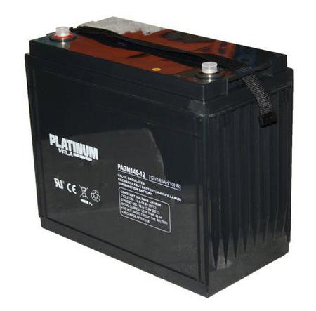 Platinum AGM Battery 145Ah 12V