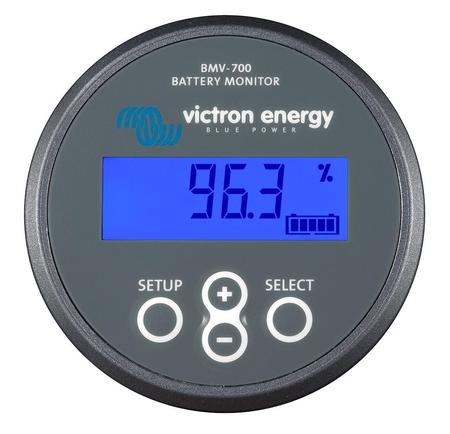 Victron Precision Battery Monitor BMV-700 (one battery bank)