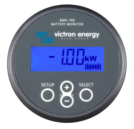 Victron Precision Battery Monitor BMV-702S (two battery banks)