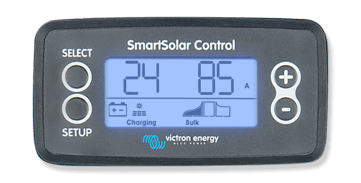 Victron Display for SmartSolar Controllers