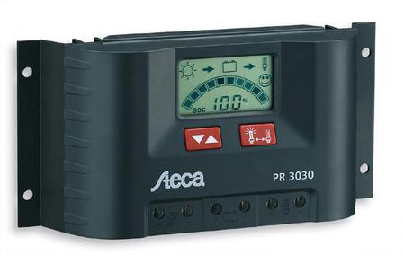 Steca PR 2020 12/24v (20A) Solar Charge Controller w/LCD