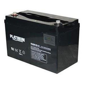 Platinum AGM 120Ah Deep Cycle Battery