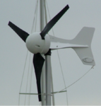 Tethering your LE-300 wind turbine in storm winds