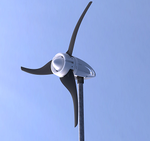 LE-600 wind turbine: 2014 Edition