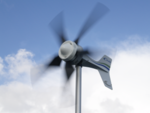 New 450W wind turbine the LE-450 launched at METS 18-20 November