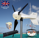 LE-300 Marine Wind Turbine Standard Kit 12/24V