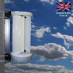 LE-v50 Vertical Axis Wind Turbine (12/24/48V)