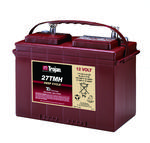 Trojan 115Ah Deep Cycle Battery (wing nut terminals)